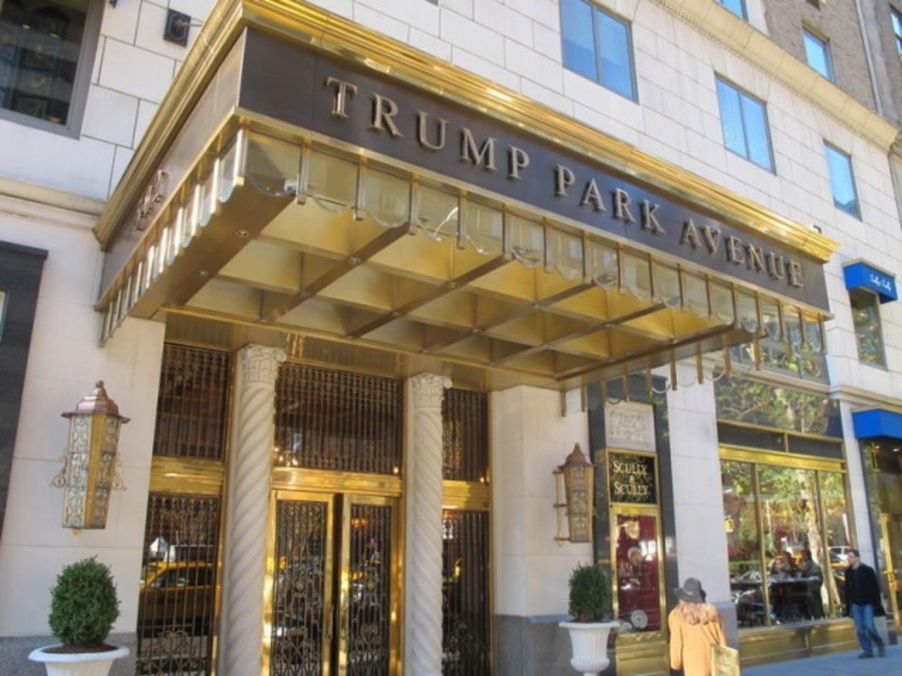 entrance_trump_park_avenue_condo