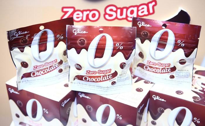 """""""ช็อกโกแลตไม่มีน้ำตาล"""" กูลิโกะวางตลาดเจ้าแรกในไทย จับเทรนด์รักสุขภาพ สร้างนวัตกรรมขนมอร่อยไร้น้ำตาล"""