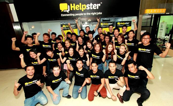Helpster ประกาศเปิดตัวเต็มรูปแบบในไทย พร้อมเดินหน้าลุยตลาดแรงงานระดับปฎิบัติการ มุ่งเปิดโอกาสและการเข้าถึงงานที่ดี