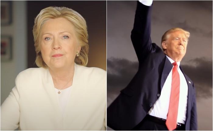 โค้งสุดท้ายแห่งศึกชิงทำเนียบขาว!! โฆษณาทิ้งทวนจากสองผู้ท้าชิงตำแหน่งประธานาธิบดีแห่งสหรัฐอเมริกา