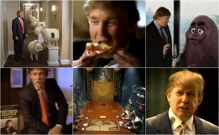 ทำไปได้นะท่าน!! รวมโฆษณาสุดฮาที่ Donald Trump ได้แสดง ก่อนมาเป็นประธานาธิบดี