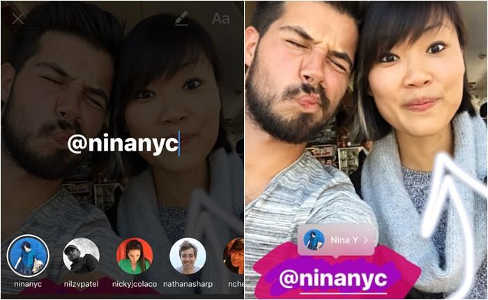 อินสตาแกรมเปิดตัวฟีเจอร์ Boomerang, Mentions และ Links ใหม่ล่าสุดบน Instagram Stories