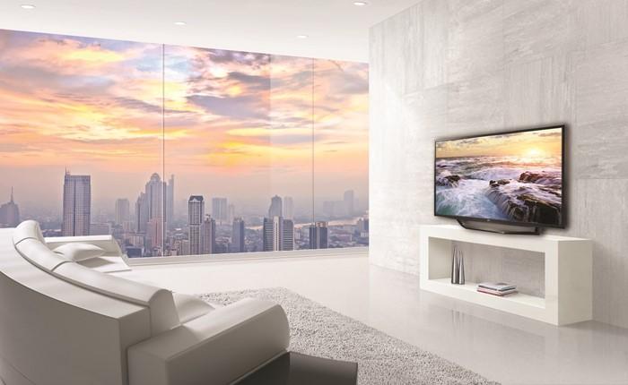 แอลจีเสนอ LG LED TV โดดเด่นด้วยดีไซน์ที่มอบความหรูหราอย่างลงตัว