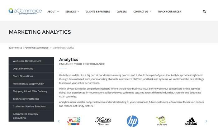 Google เปิดพันธมิตร ตกลงการรับรอง Google Analytics Certified Partner ให้กับ aCommerce ในเอเชียตะวันออกเฉียงใต้