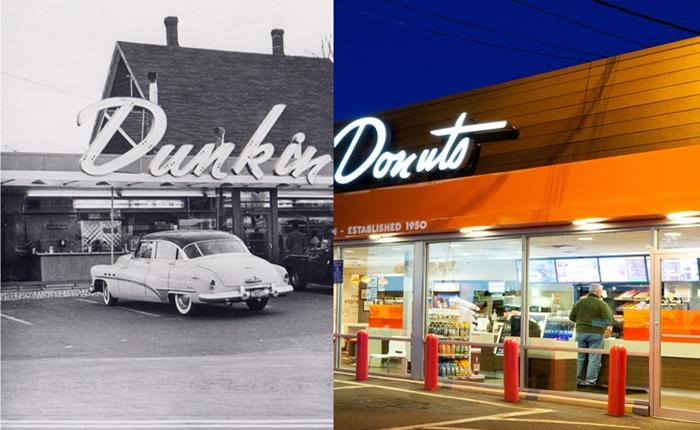 Flashback พาย้อนชมภาพร้านฟาสต์ฟู้ดในอดีต กับภาพในปัจจุบัน
