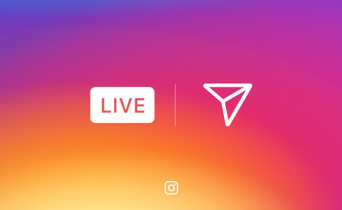 Instagram หวังท้าชน Snapchat เพิ่มฟีเจอร์ใหม่ Live Video ที่ไม่มีการบันทึกแต่จะหายไปทันที