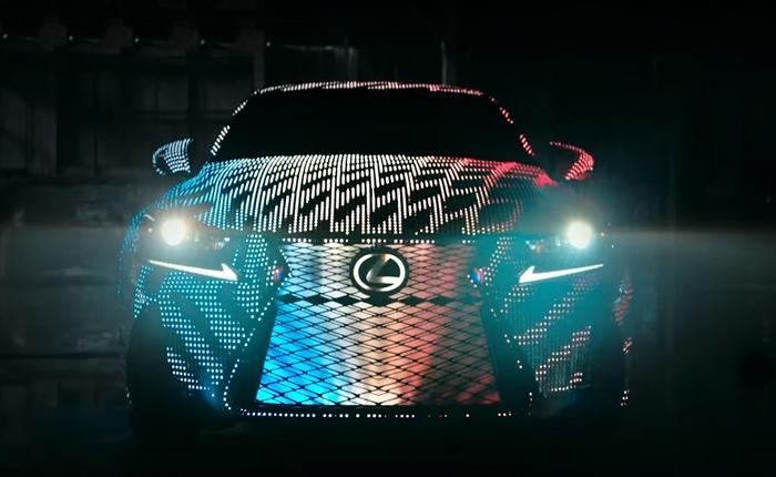 นี่อาจเป็นอนาคตของสื่อโฆษณาเคลื่อนที่กับรถยนต์ติด LED รอบคัน