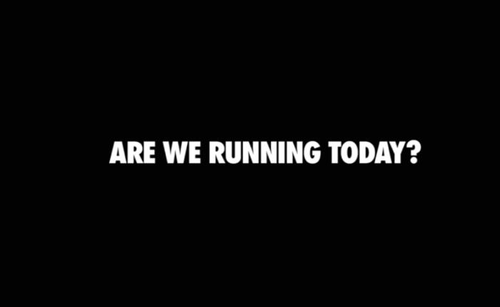 """Nike ใช้เสียงหุ่นยนต์สอนวัยซ่า """"เวลามีค่า"""" อย่ามัวแต่จมอยู่กับจอมือถือ (ออกไปวิ่งซะบ้าง!)"""