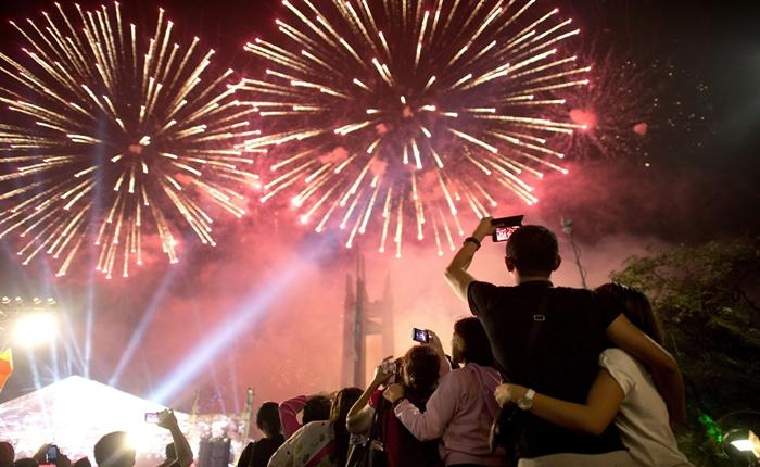 9 ที่เที่ยวทั่วโลกที่เหมาะแก่การฉลองปีใหม่ 2017 ไม่ควรพลาด