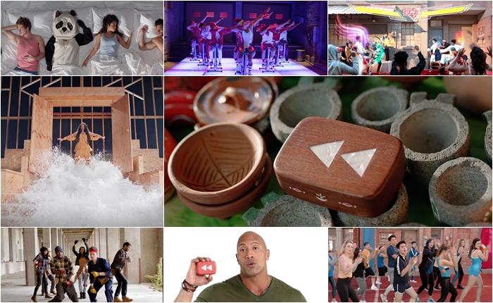 Youtube Rewind 2016 รวมเรื่องฮิตบนโลกออนไลน์และ 10 สุดยอดวีดีโอที่มีคนเข้าชมมากที่สุดของทั้งโลก และ ของประเทศไทย !!