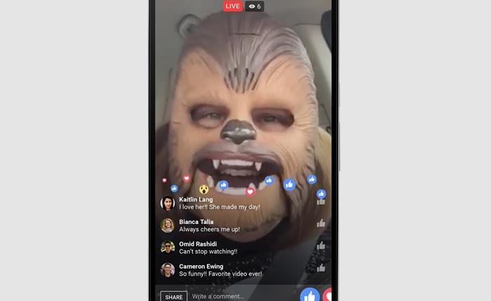 Facebook เผย 10 หัวข้อสนทนาที่ถูกพูดถึงมากที่สุดในปี 2016