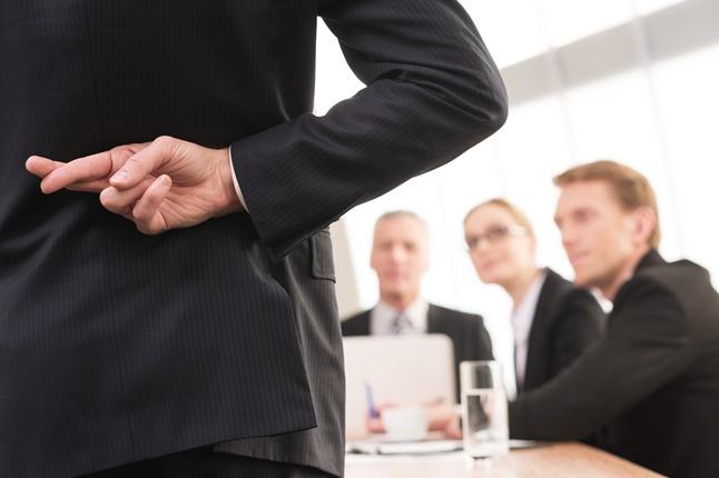 แบไต๋! คำโกหกสุดฮิต 10 อันดับของ SMEs ที่นักลงทุนต้องปฏิเสธ