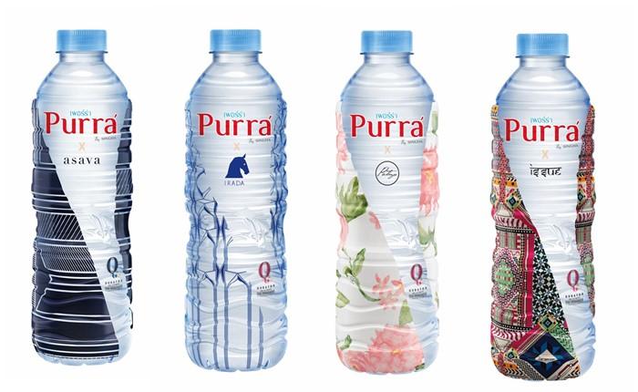 """""""เพอร์ร่า"""" เปิดตัวรุ่น Limited Edition ปลุกสีสันตลาดน้ำแร่ปลายปี ผนึก 4 กูรู แห่งวงการแฟชั่นเมืองไทยในแคมเปญ """"The Woman Effect"""""""