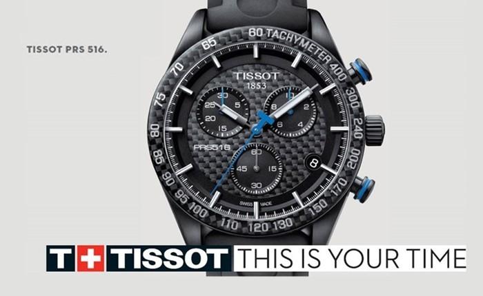 """เรียบหรูแต่สมบุกสมบัน """"Tissot PRS 516"""" นวัตกรรมนาฬิกาที่เจาะไลฟ์สไตล์คนชอบสปอร์ตลุค"""