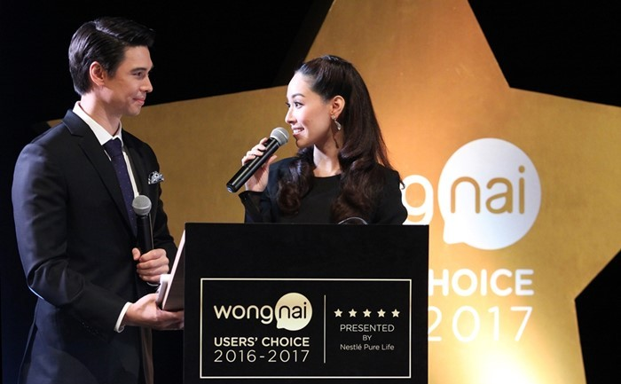 Wongnai จัดงานประกาศผลรางวัล สุดยอดร้านอาหาร Wongnai Users' Choice 2017 by Nestlé Pure Life