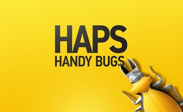 แมลงตัวนั้น ตัวนี้ ที่ซ่อมได้! งานออกแบบแพ็กเกจเครื่องมือช่างสุดเก๋ Haps Handy Bugs