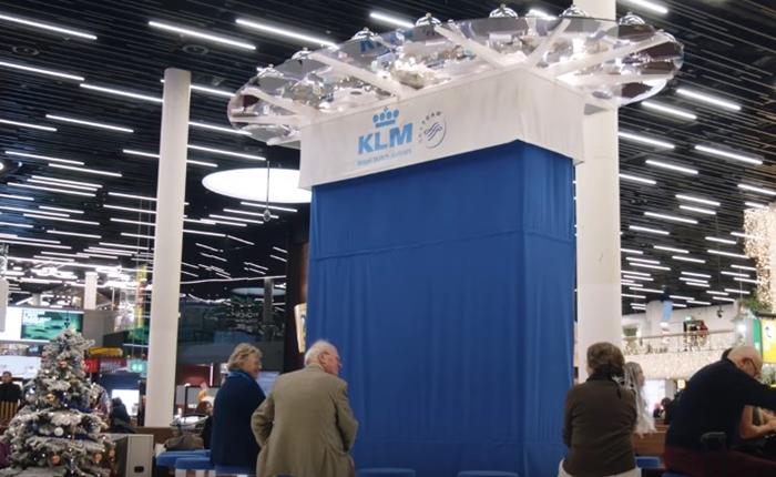 สายการบิน KLM อยากให้ทุกคนใช้เวลาร่วมกัน จัดมื้อบุฟเฟต์สุดพิเศษจะกินได้ก็ต่อเมื่อมีคนมานั่งกันครบ