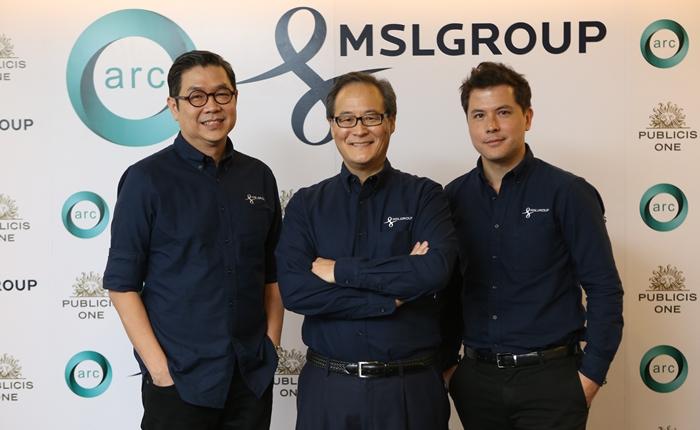 รายใหญ่มาแล้ว Publicis เปิดตัว MSL Group พร้อมควบรวม ARC ในส่วนพีอาร์ หวังขยายปีกสู่โกลบอล