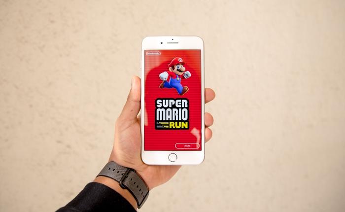 เกม Super Mario Run วิ่งเพียง 4 วัน ทะลุ 40 ล้านดาว์นโหลดเรียบร้อย