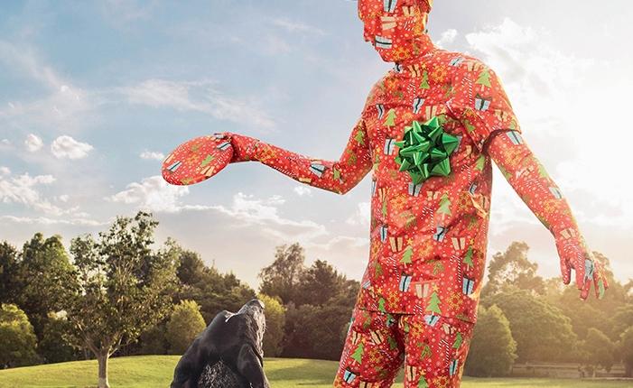 """[Print Ads] ในบรรดาของขวัญคริสต์มาสทั้งหมด """"คุณ"""" คืออย่างเดียวที่สัตว์เหล่านี้ต้องการ"""
