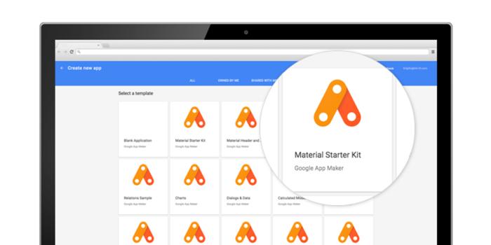 Google ปล่อย App Maker ทำแอปฯง่ายๆ ตอบโจทย์ทุกธุรกิจ