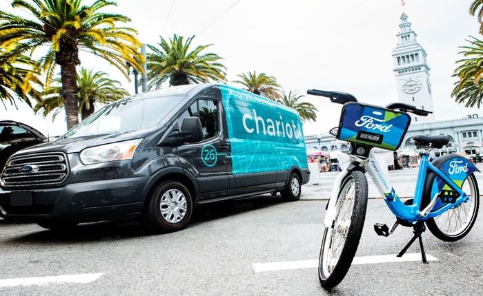 Ford ขายฝัน!!! เตรียมเสนอ City Solution แก้รถติดด้วยยานยนต์ไร้คนขับ