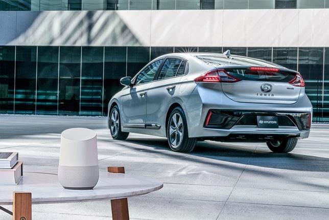 Hyundai จับมือกับ Google Assistant ใช้เสียงสั่งการรถได้