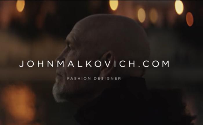 ดีลนี้ลงตัว! เมื่อจอห์น มัลโควิช ดาราฮอลลีวู้ดผันตัวมาเป็นดีไซน์เนอร์ จึงเลือกขายเสื้อผ้าผ่านระบบเว็บดังอย่าง Squarespace