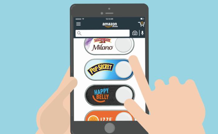Amazon เปิดตัวปุ่ม Dash เสมือนจริง กดซื้อซ้ำได้ทันใจจากจอคอม-มือถือ
