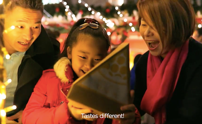 ย่านช็อปปิ้งหรูกลางเซี่ยงไฮ้ จัดกิจกรรมการกุศลสุดเจ๋ง นำอาหารเหลือใช้จากในครัวมาเปลี่ยนเป็นพิซซ่าสารพัดหน้า!
