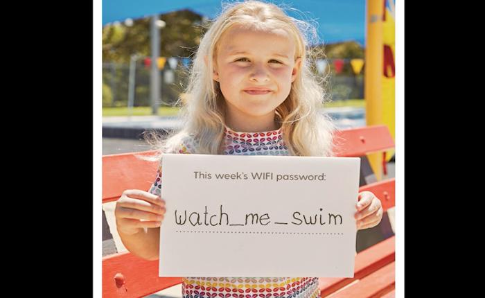 NGO ออสซี่ ใช้รหัสไว-ไฟ เตือนสติผู้ปกครอง ระวังเด็กน้อยจมน้ำไม่รู้ตัว!