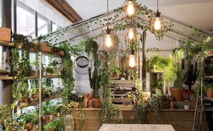 PANTONE x Airbnb เปิดบ้านพักธีม Greenery ยกสวนสีเขียวมาไว้ในบ้าน