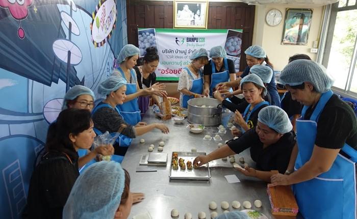บ้านปูฯ ส่งเสริมพลังร่วมของพนักงาน ชูไอเดียโครงการซีเอสอาร์แห่งปีขององค์กร ร่วมเดินหน้าสังคมไทย