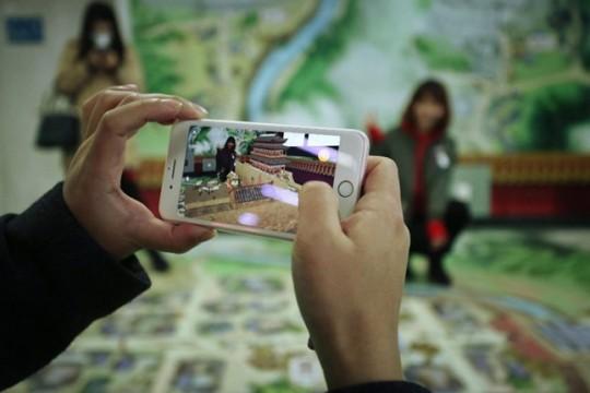 Baidu-AR-historic-sites