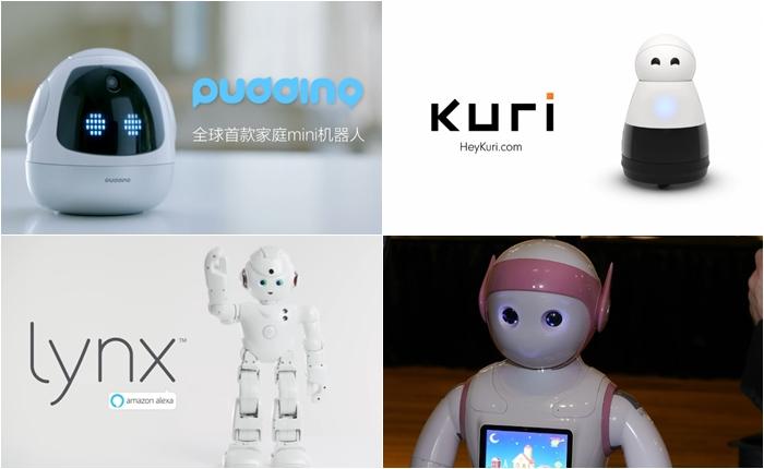 เชื่อไหม?! ว่าหุ่นยนต์กำลังจะกลายเป็นสัตว์เลี้ยงชนิดใหม่ พบกับ 4 หุ่นยนต์ Home Robot ที่น่ารักจนอยากหามาใช้ที่บ้าน