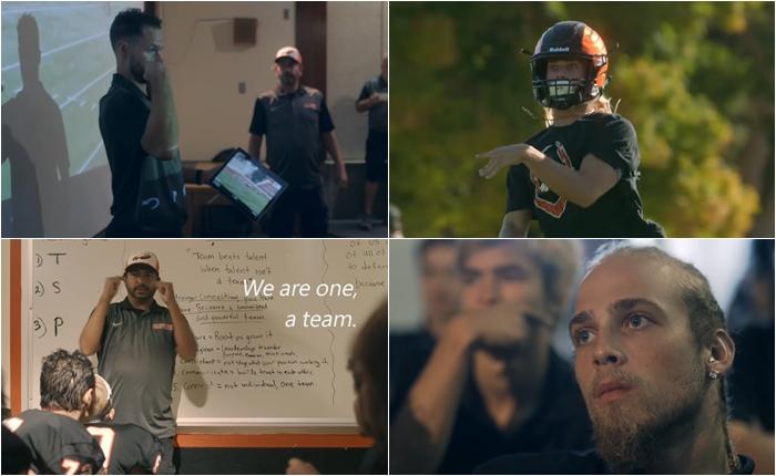Microsoft ออกโฆษณาสร้างแรงบันดาลใจ เล่าเรื่องราวของทีมอเมริกันฟุตบอลจากโรงเรียนผู้บกพร่องทางการได้ยิน