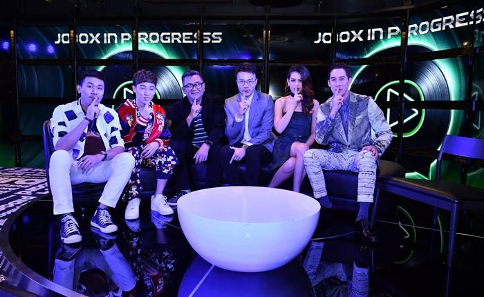 JOOX ฉลอง 1 ปี ความสำเร็จผู้นำแพลตฟอร์มทางดนตรีในไทย