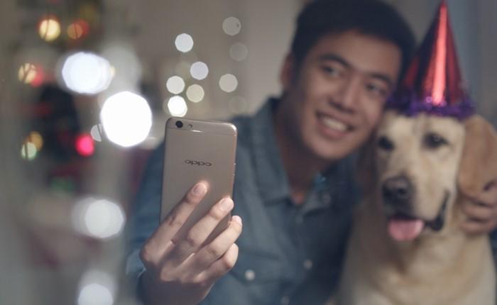 OPPO ตอกย้ำความเป็นเจ้าตลาด 'Selfie' ปล่อยโฆษณาสุดประทับใจ