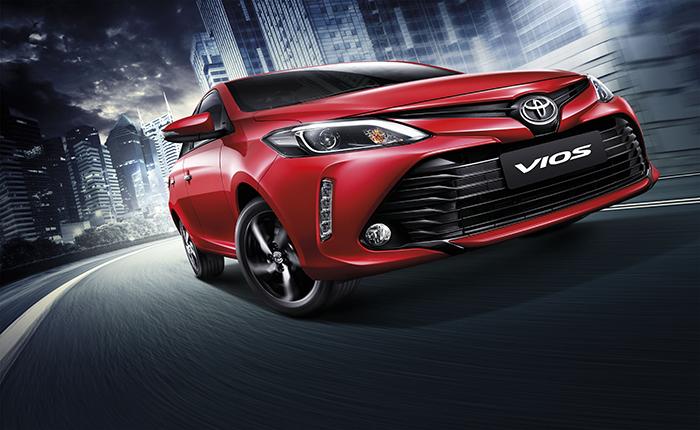 Toyota เปิดตัว New Vios เจาะกลุ่มคนรุ่นใหม่ตอบสนองทุกไลฟ์สไตล์
