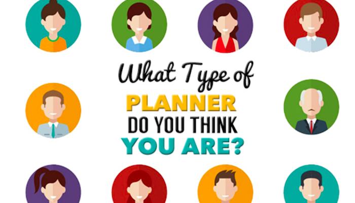 คุณเป็น Planner แบบไหนกัน