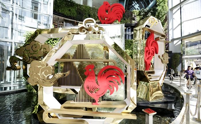 """สยามพิวรรธน์ รวมพลัง 3 ศูนย์การค้าทุ่มงบ 50 ล้านบาท จัดงาน """"สยามแม็กนิฟิเซนต์ ไชนีส นิวเยียร์ 2017"""" ต้อนรับเทศกาลตรุษจีน"""