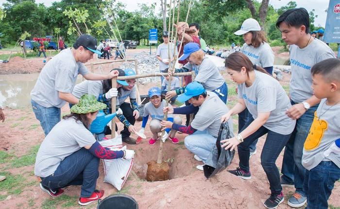 TMB จัดกิจกรรมเปลี่ยนชุมชนให้ดีขึ้นอย่างยั่งยืนทั่วประเทศ ตลอดปี 2560