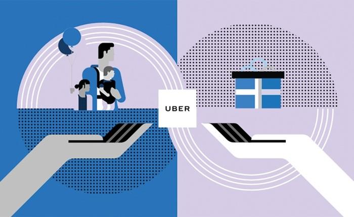 """Uber จัดแคมเปญเจ๋ง """"UberGIVING"""" ชวนคนไทยร่วมทำบุญและบริจาค บริการรถ Uber ไปรับฟรี มอบแด่เด็กด้อยโอกาสทั่วประเทศ"""
