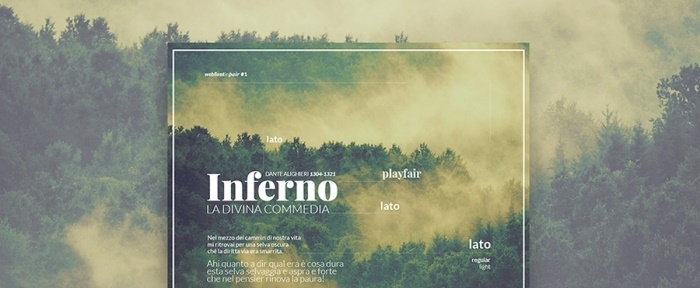 web-font-in-pair-poster-design
