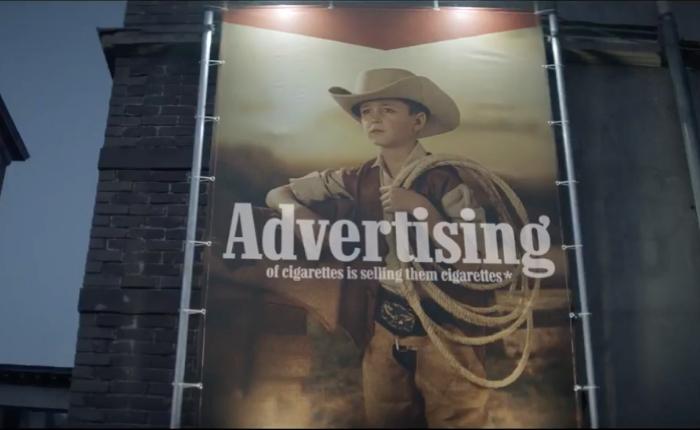 NGO ส่งโฆษณากระตุกต่อมรัฐบาล จะมัวแต่หาวิธีปิดตาเด็กๆ หรือจะยกเลิกการโฆษณาบุหรี่!