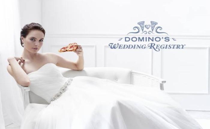 Domino Pizza ออกบริการใหม่ จัดเซ็ทพิซซ่าให้เป็นของขวัญงานแต่ง ถูกใจคู่รักวัยทีน