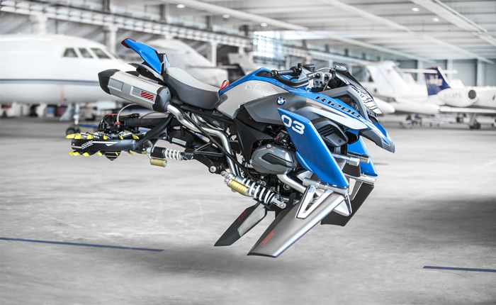 BMW LEGO Technic R1200GS Hover Ride Design Concept_1