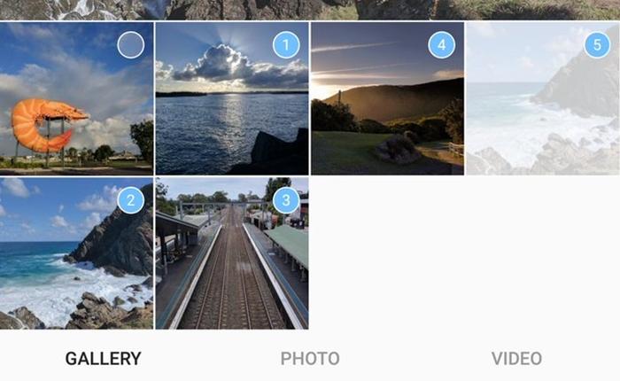 Instagram เริ่มทดสอบให้ผู้ใช้สร้างอัลบั้มภาพของตัวเองแล้ว