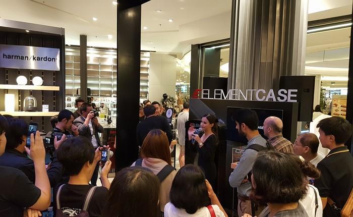 Element Case หลังเปิดตัวในไทย ตลาดตอบรับดี มุ่งเน้นกิจกรรม CSR ตอบแทนสังคมไทย