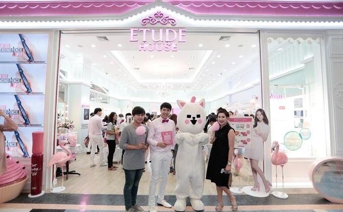 อีทูดี้ เฮ้าส์ ประเทศไทย ฉลองความสำเร็จด้วยการเปิดร้าน Flag Ship สาขาที่สอง